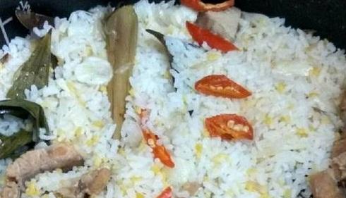 Resep Cara Membuat Nasi Liwet Jagung Rice Cooker