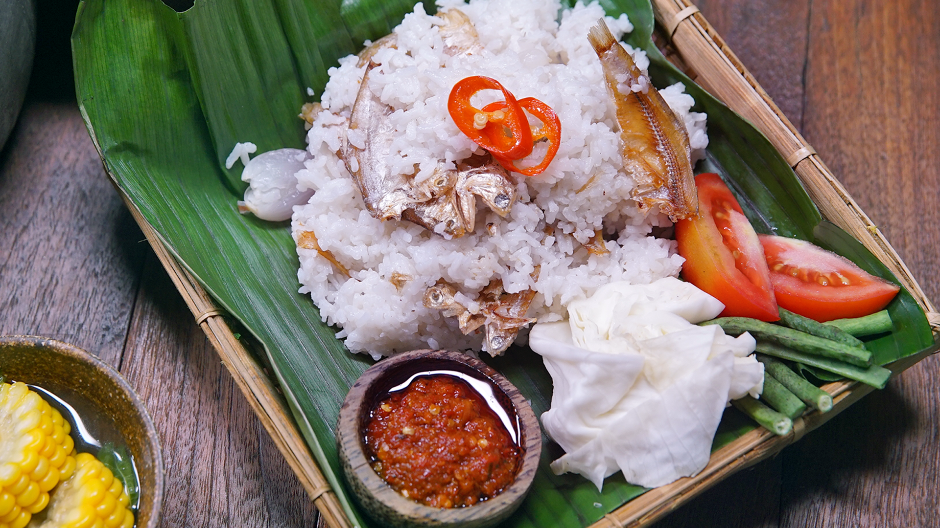 cara membuat nasi liwet