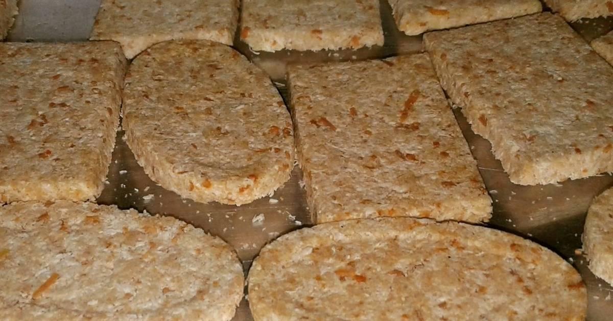 Cara Membuat Kue Sagon Kelapa Bakar Ketan