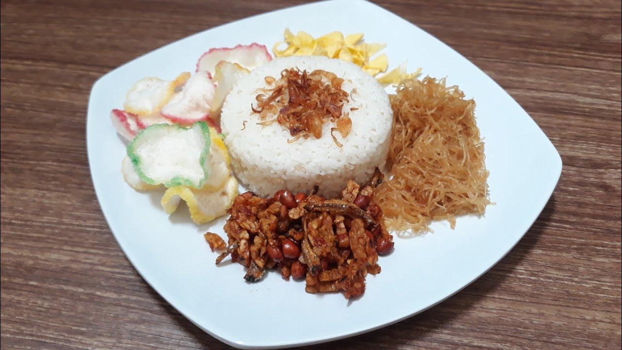 Cara Membuat Nasi Uduk Khas Betawi Gurih