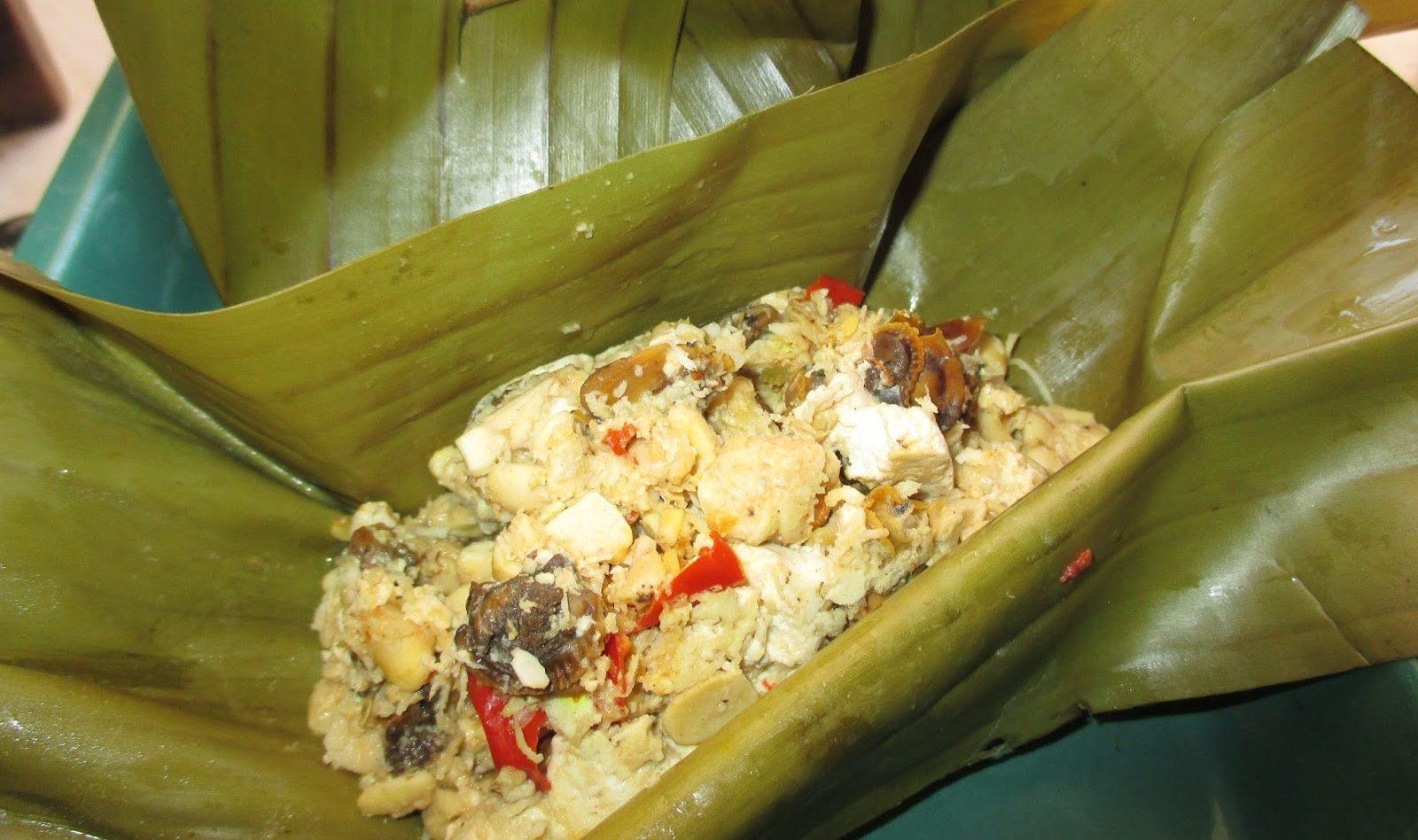 Resep Botok Tahu Tempe Tradisional yang Mudah, Enak dan Nagih !