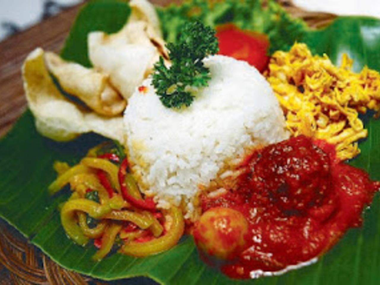 cara membuat nasi uduk praktis