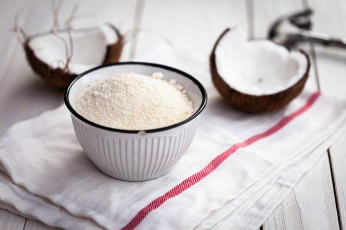 Cara Membuat Tepung Kelapa Yang Baik Dan Benar