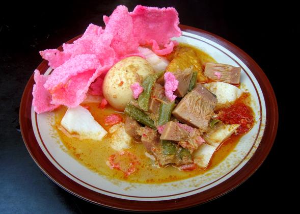 Resep Lontong Sayur Padang Super Nikmat