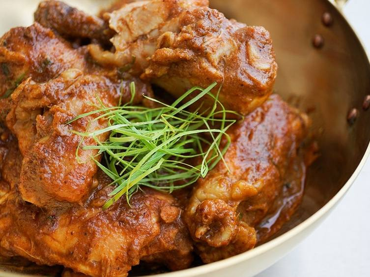 cara membuat rendang ayam