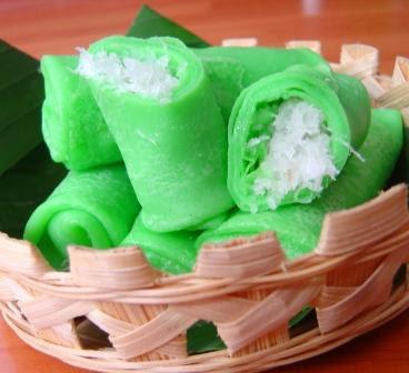 Resep Kue Dadar Gulung yang Mudah untuk Dicoba Dirumah