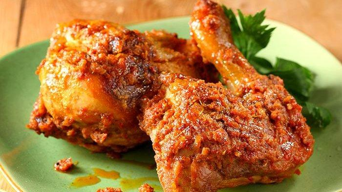 Resep Ayam Bakar Padang Lezat dan Mudah Dibuat